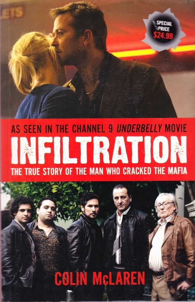 Image for Infiltration: The True Story of the Man Who Cracked The Mafia