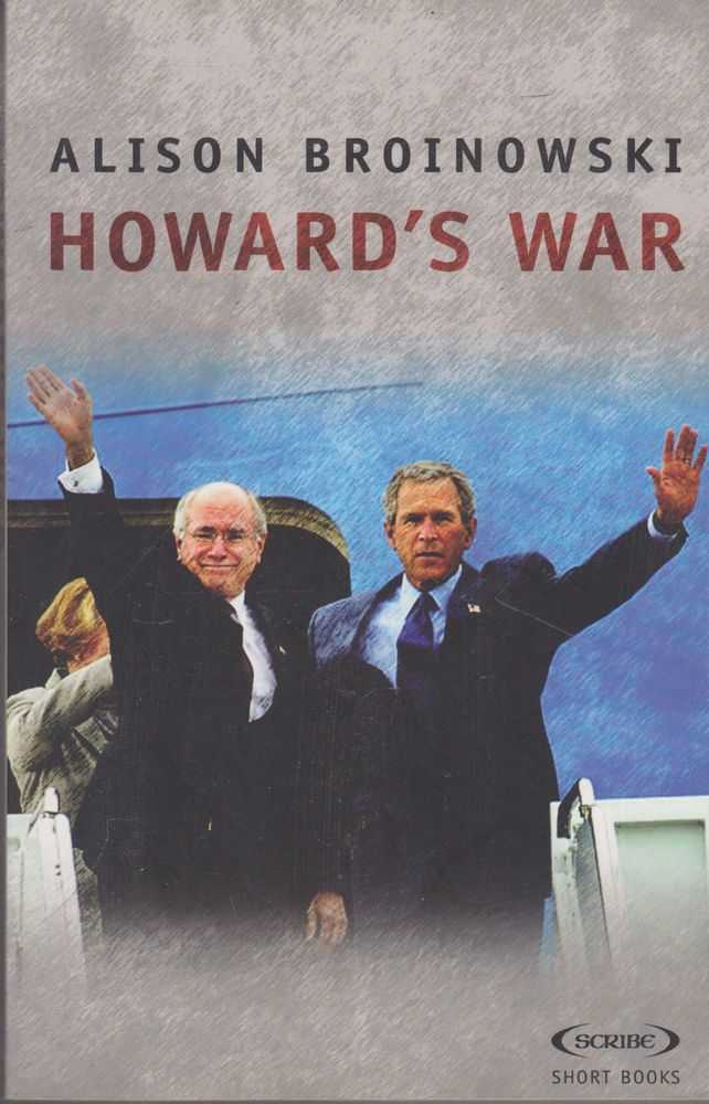 Image for Howard's War