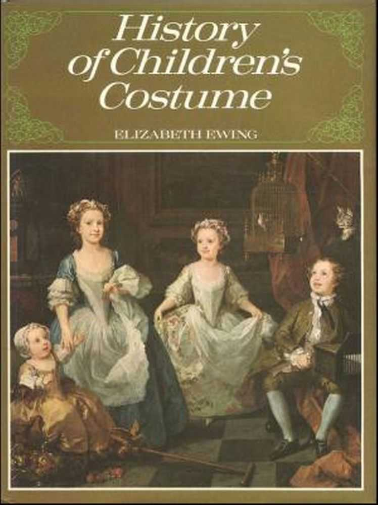 Image for History of Children's Costume