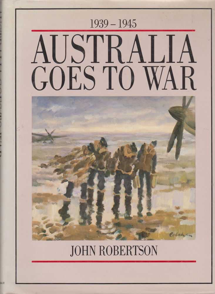 Image for Australia Goes To War