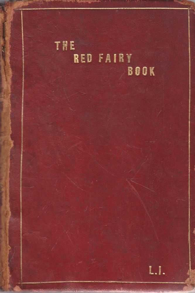 Image for The Red Fairy Book