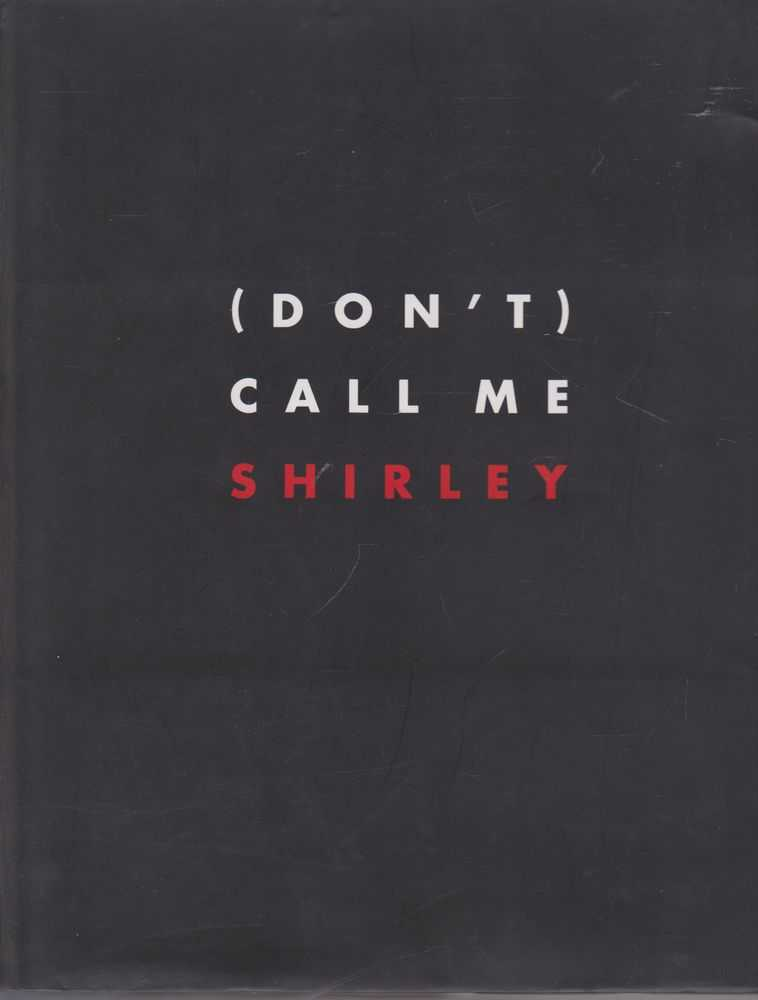 Image for Don't Call Me Shirley