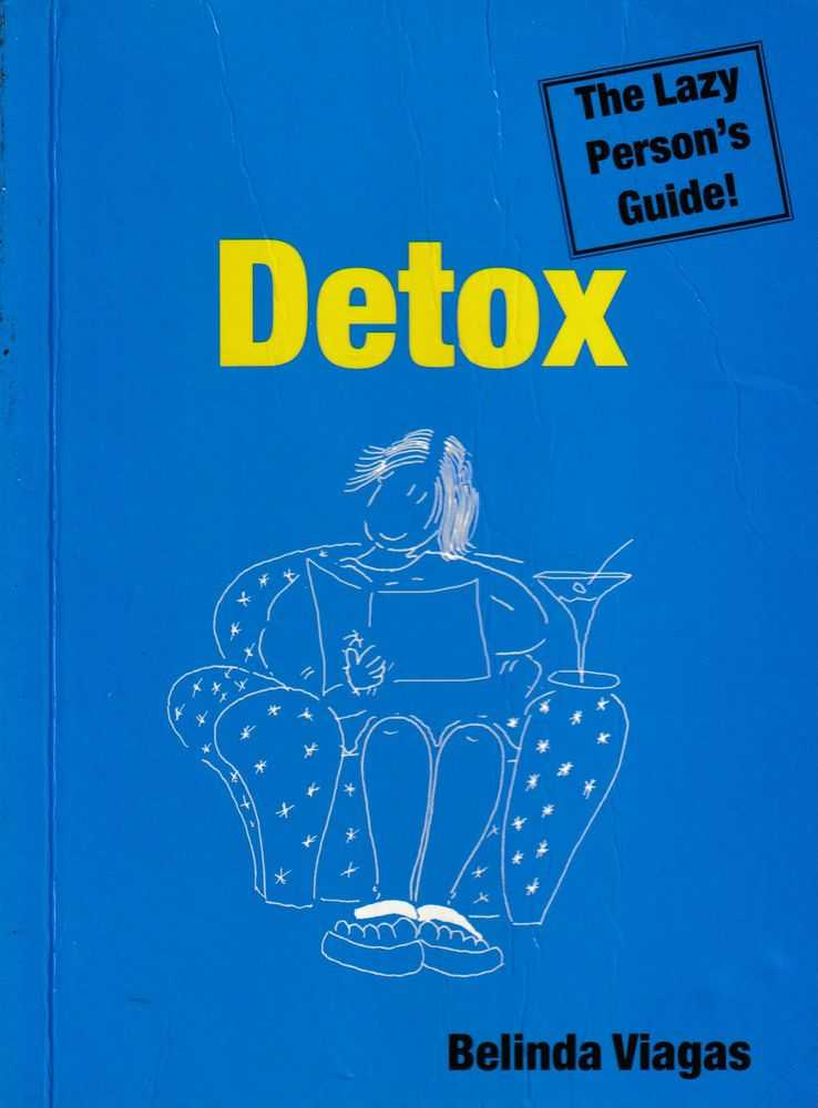 Image for Detox - The Lazy Person's Guide!