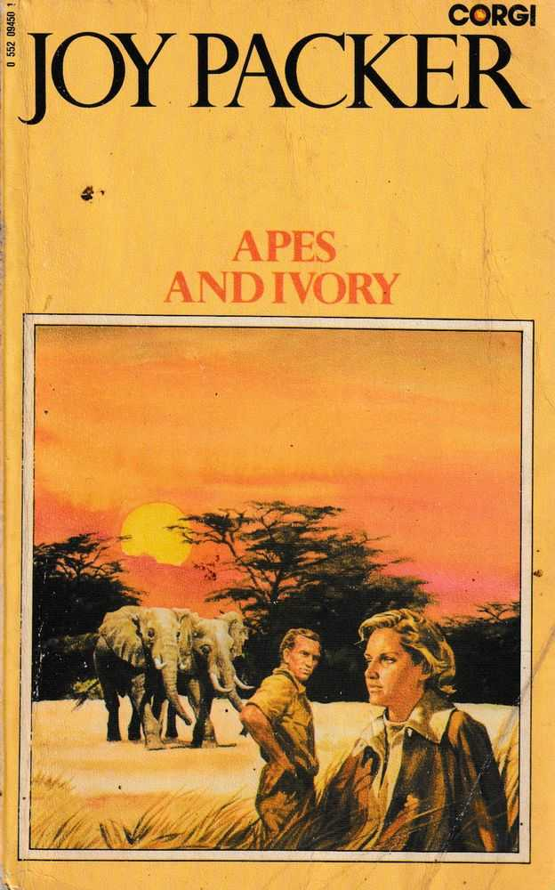 Image for Apes And Ivory