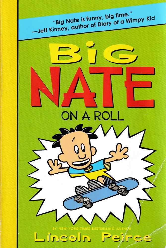 Image for big NATE - On A Roll