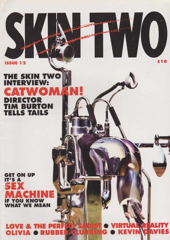 Image for Skin Two Issue No. 12: The Skin Two Interview: Catwoman!