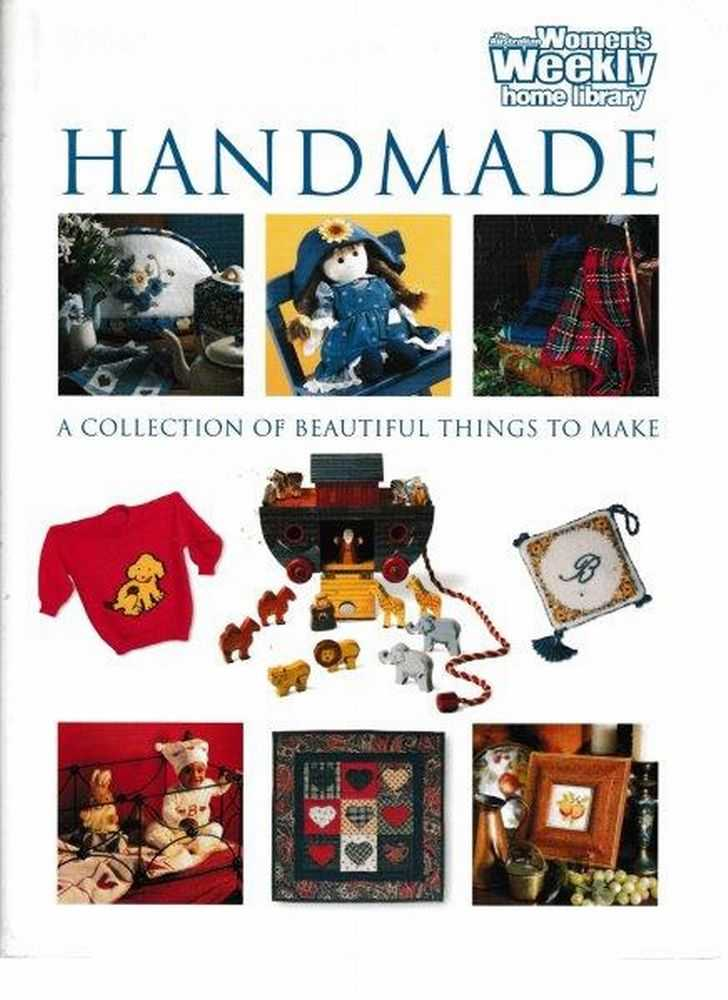 Image for Handmade - A Collection Of Beautiful Things To Make