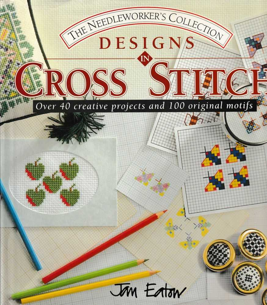Image for Designs In Cross Stitch - Over 40 Creative Projects And 100 Original Motifs
