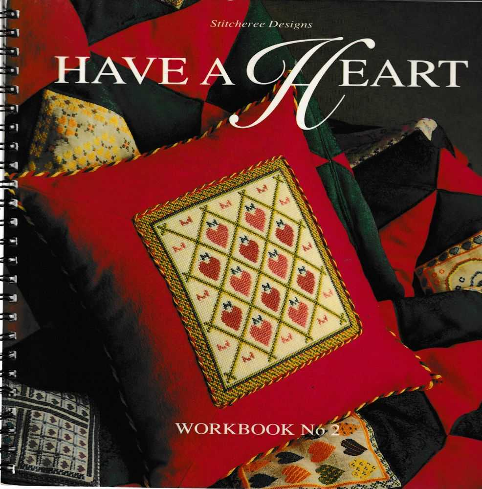 Image for Have A Heart Workbook No 2