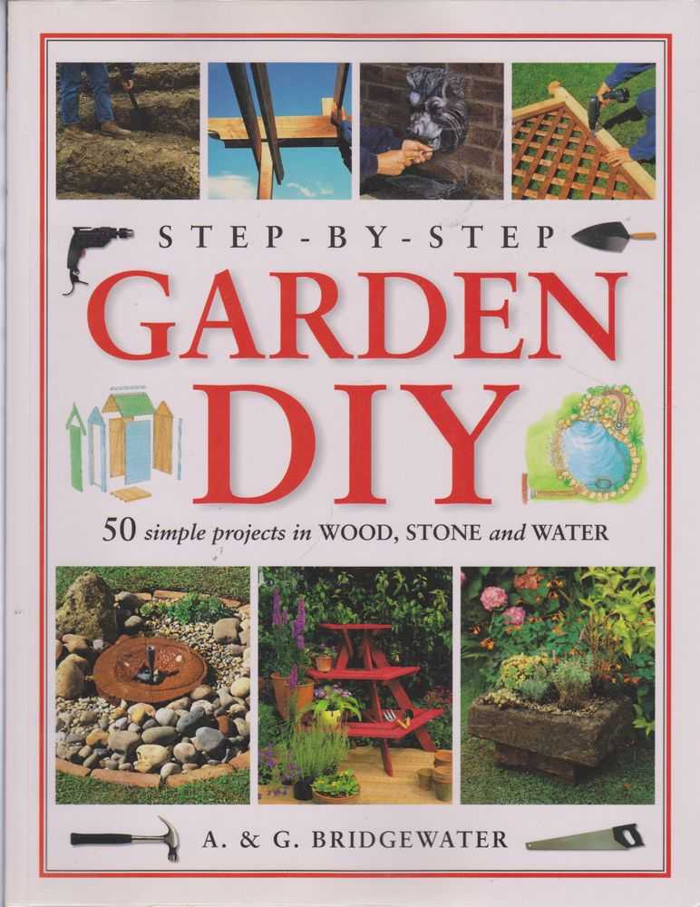 Image for Step-By-Step Garden DIY