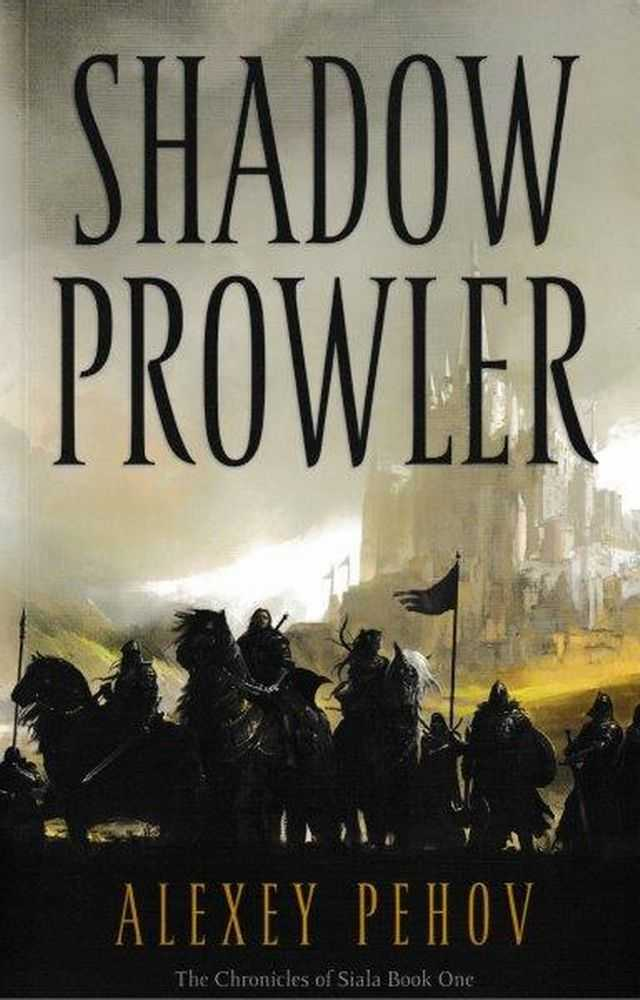 Image for Shadow Prowler [The Chronicles of Siala Book One]