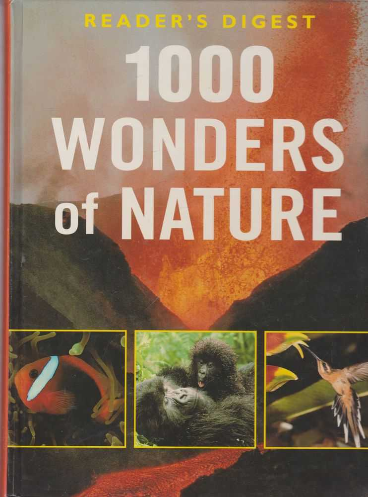 Image for 100 Wonders of Nature