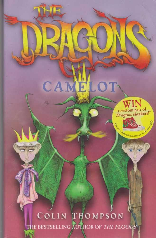 Image for The Dragons: Camelot