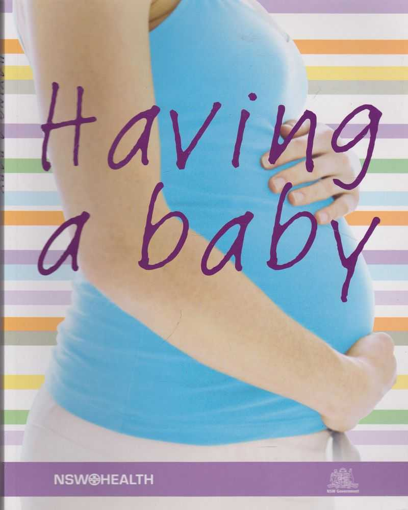 Image for Having a Baby