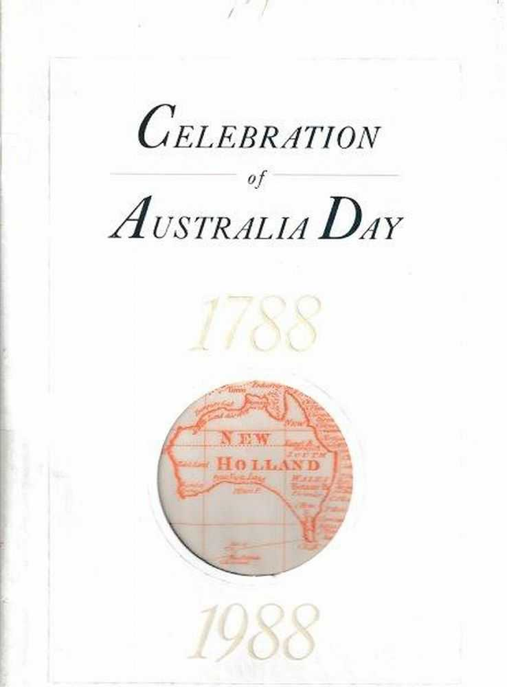 Image for Celebration Of Australia Day 1788-1988
