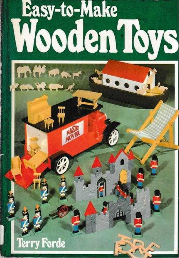 Image for Easy To Make Wooden Toys