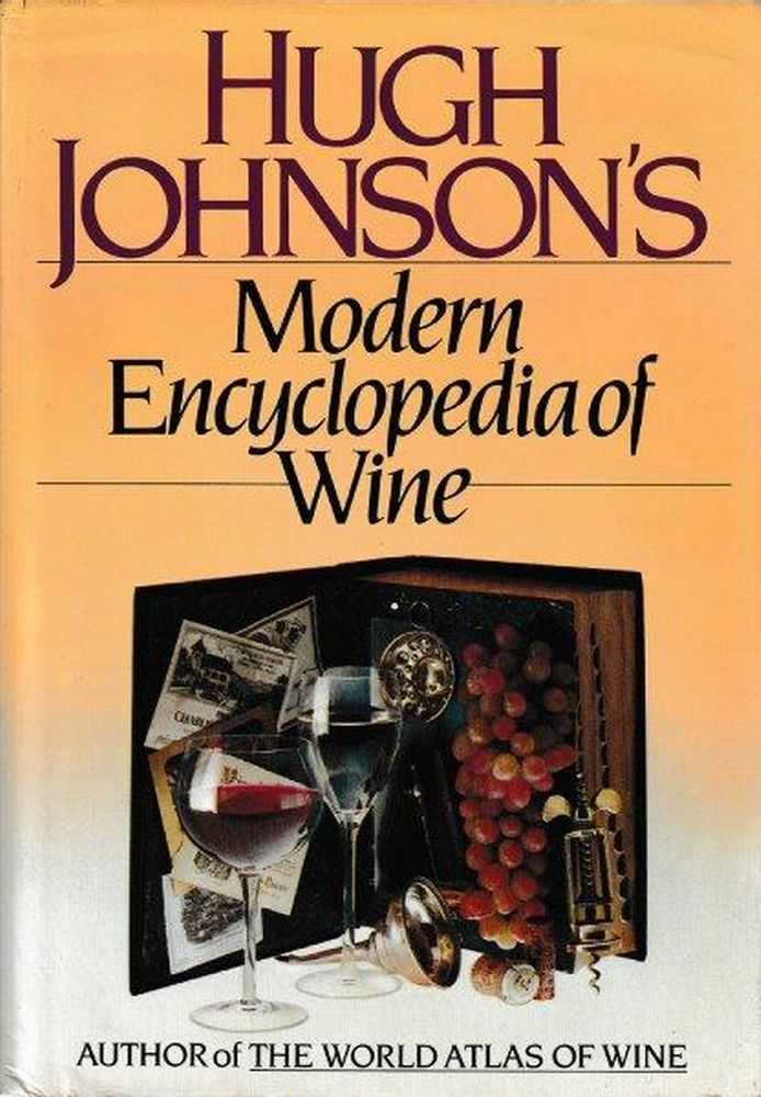 Image for Hugh Johnson's Modern Encyclopedia Of Wine