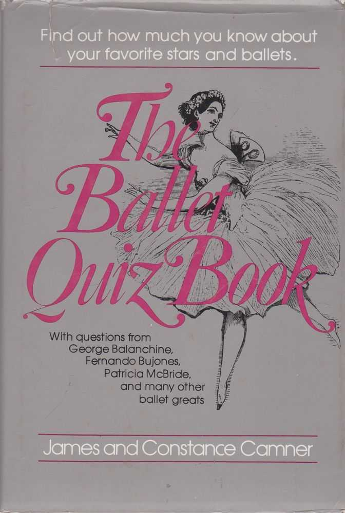Image for The Ballet Quiz Book