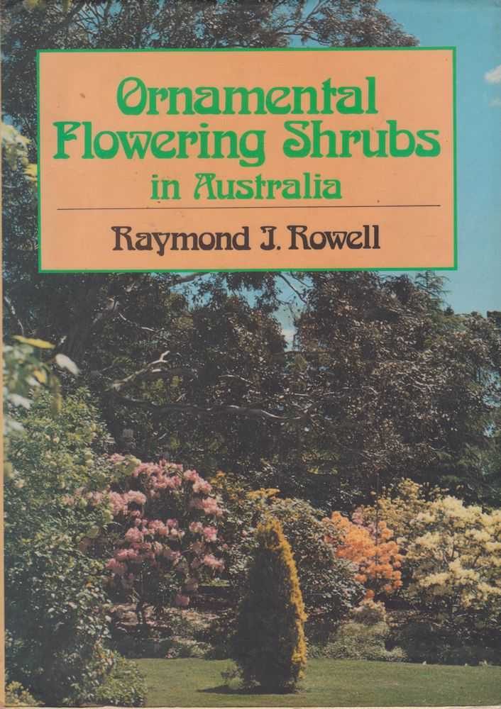 Image for Ornamental Flowering Shrubs in Australia