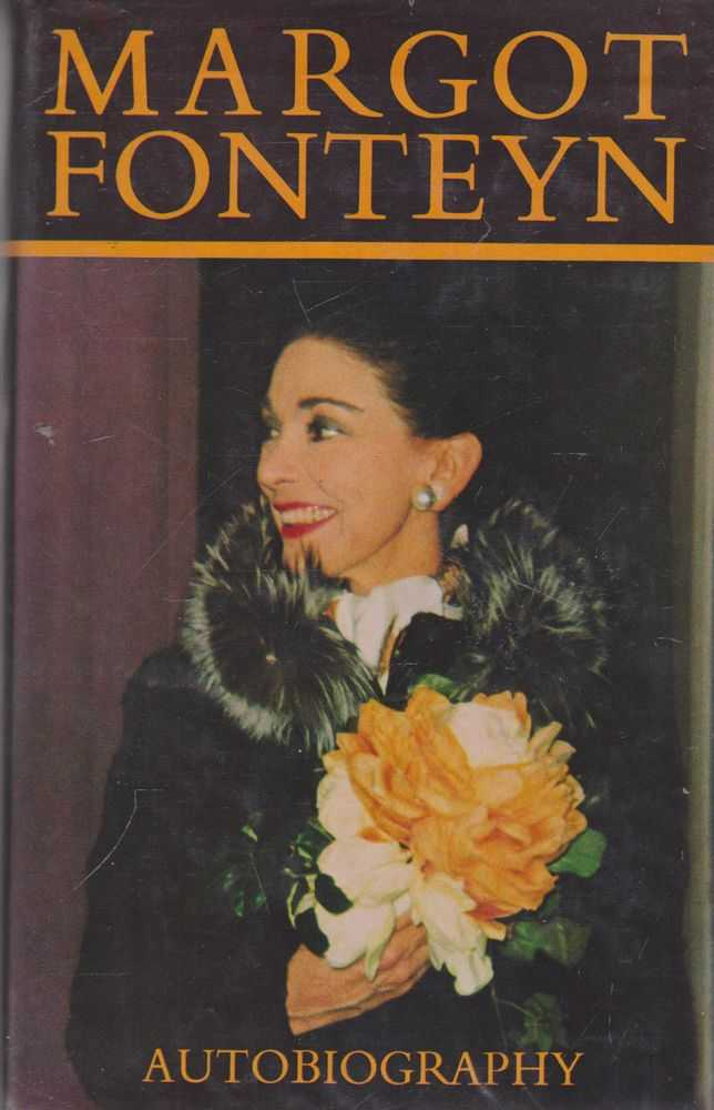 Image for Margot Fonteyn Autobiography