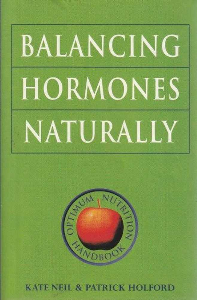 Image for Balancing Hormones Naturally