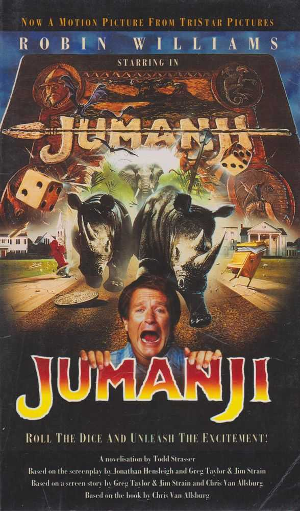 Image for Jumanji: Roll The Dice and Unleash the Excitement