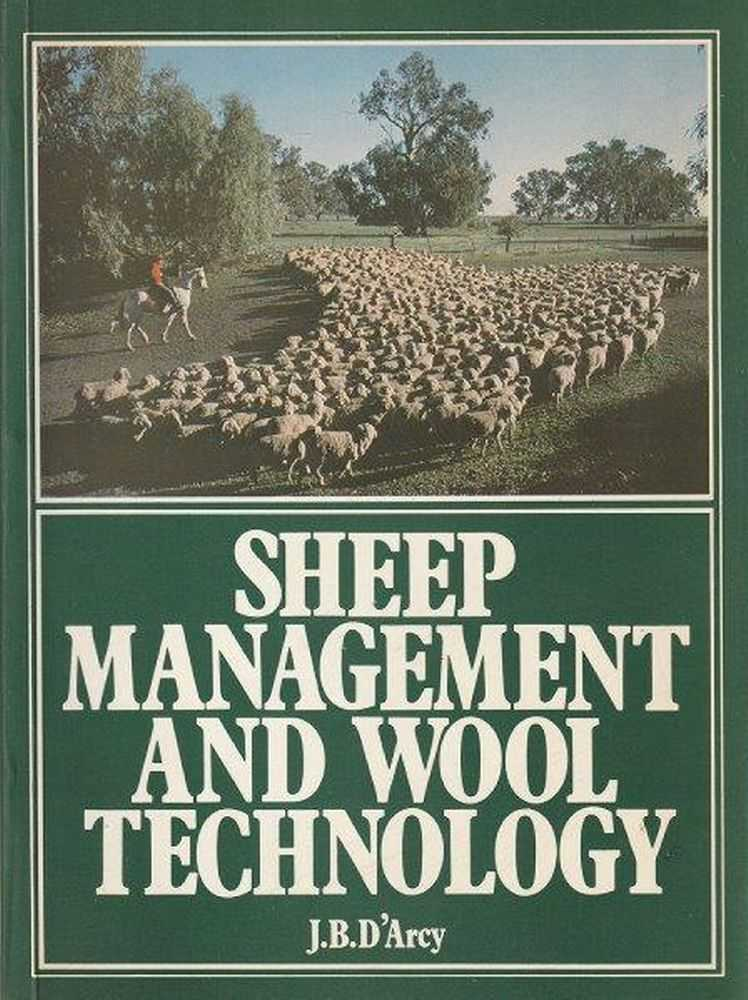 Image for Sheep Management And Wool Technology