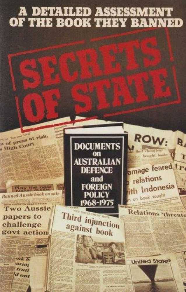 Image for Secrets of State: Documents n Australian Defence and Foreign Policy 1968-1975