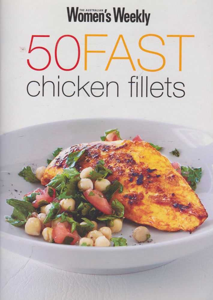Image for 50 Fast Chicken Fillets