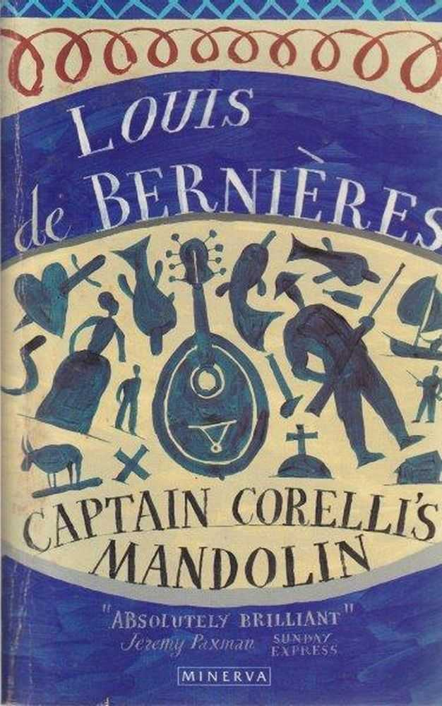 Image for Captain Corerlli's Mandolin