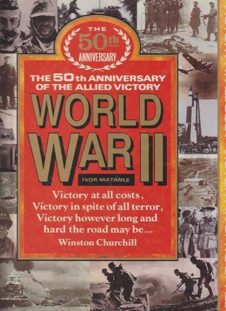 Image for The 50th Anniversary Of The Victory World War II