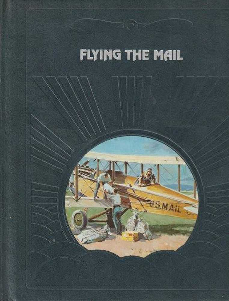 Image for The Epic Of Flight - Flying The Mail