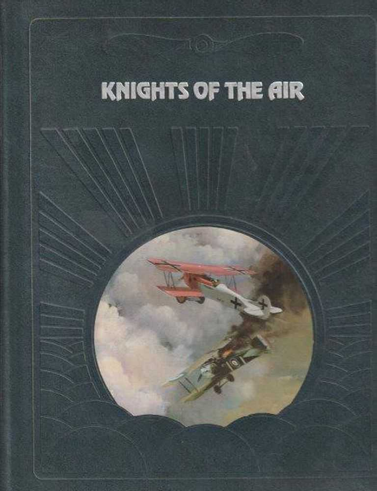 Image for The Epic Of Flight - Knights Of The Air