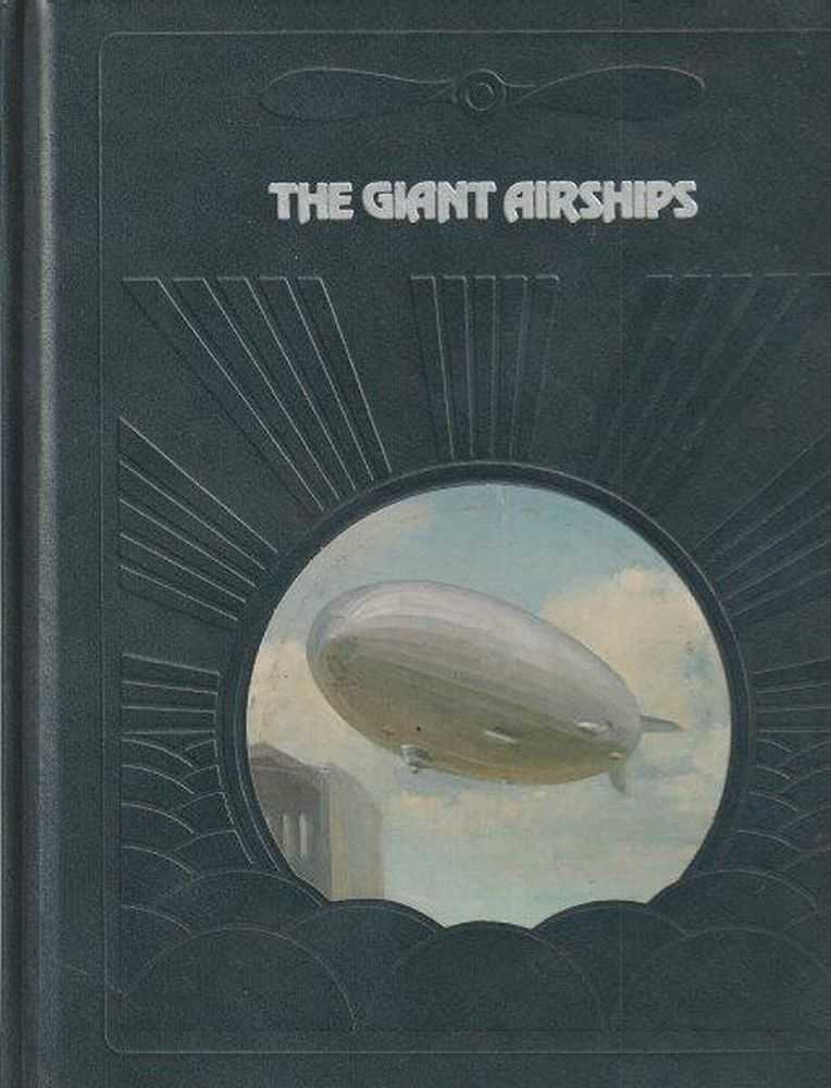 Image for The Epic Of Flight - The Giant Airships