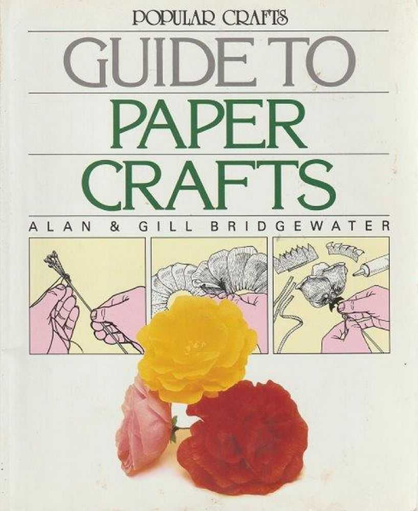 Image for Guide To Paper Crafts