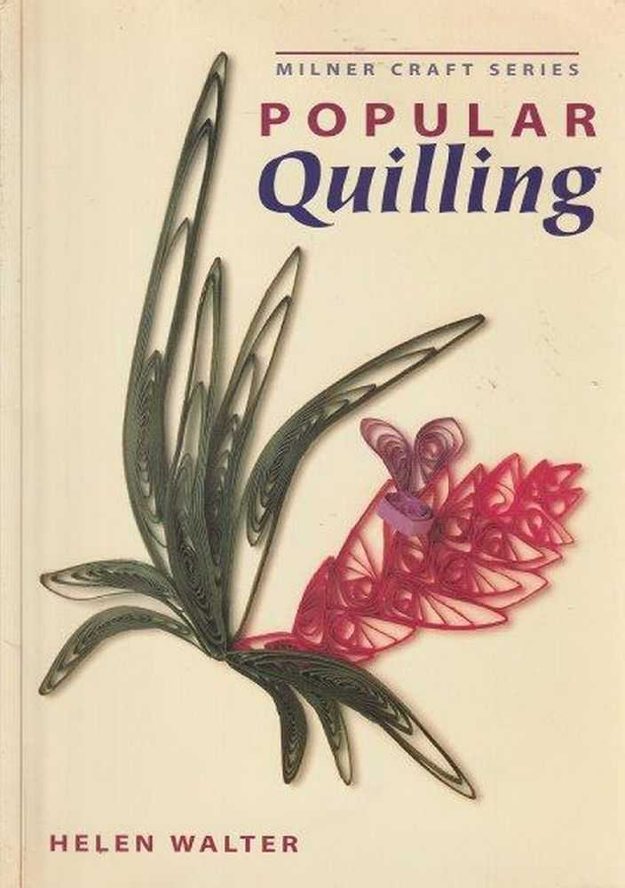 Image for Popular Quilling