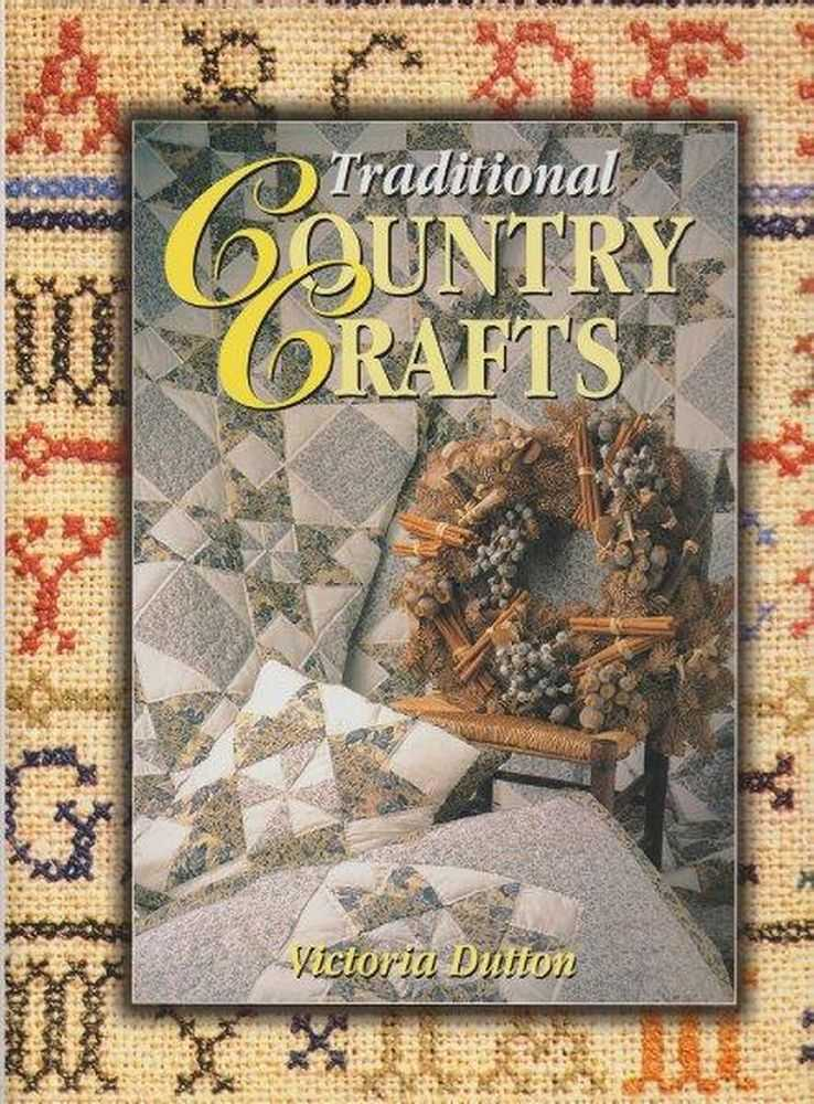 Image for Traditional Country Crafts