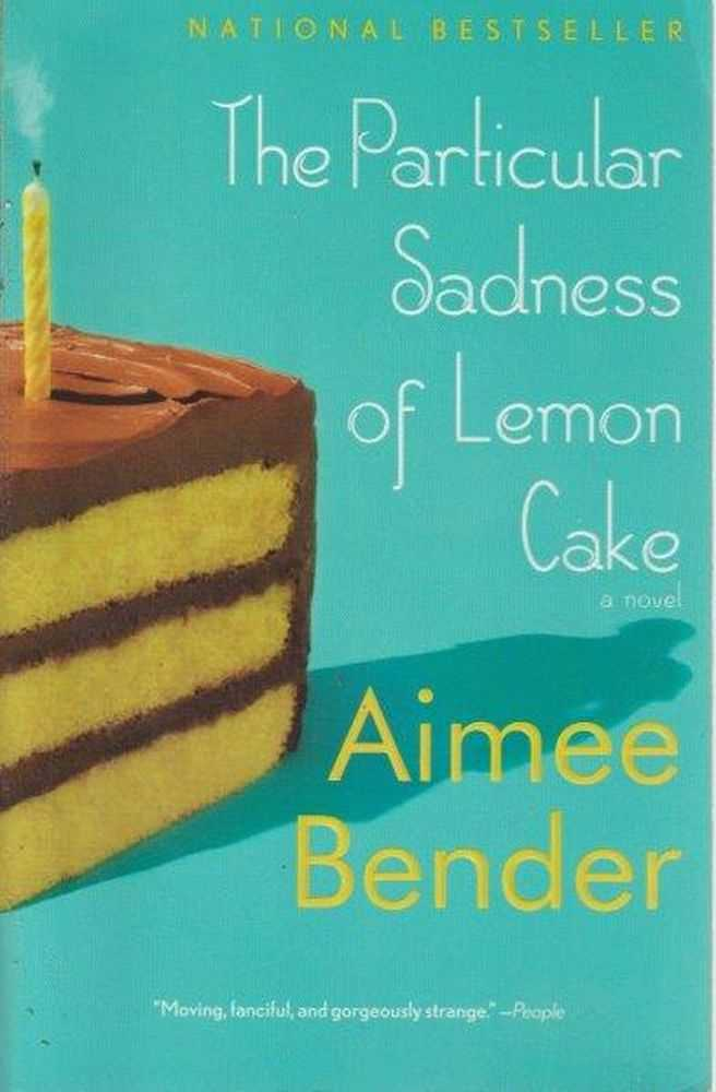 Image for The Particular Sadness Of Lemon Cake