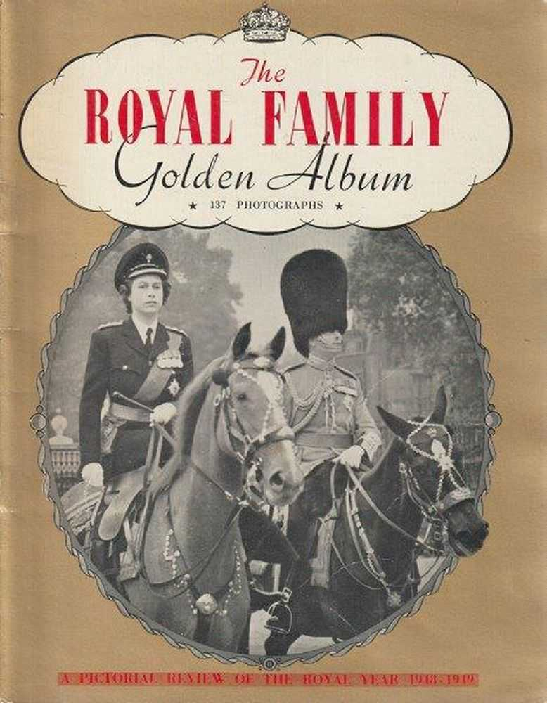 Image for The Royal Family - Golden Album October 1948 to October 1949
