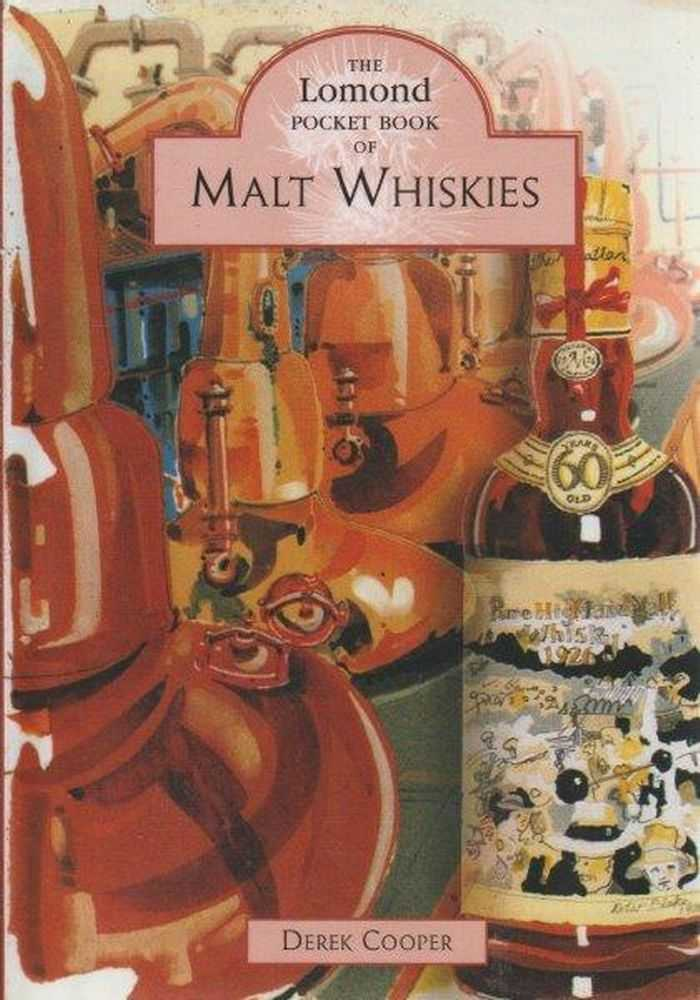 Image for The Lomond Pocket Book Of Malt Whiskies