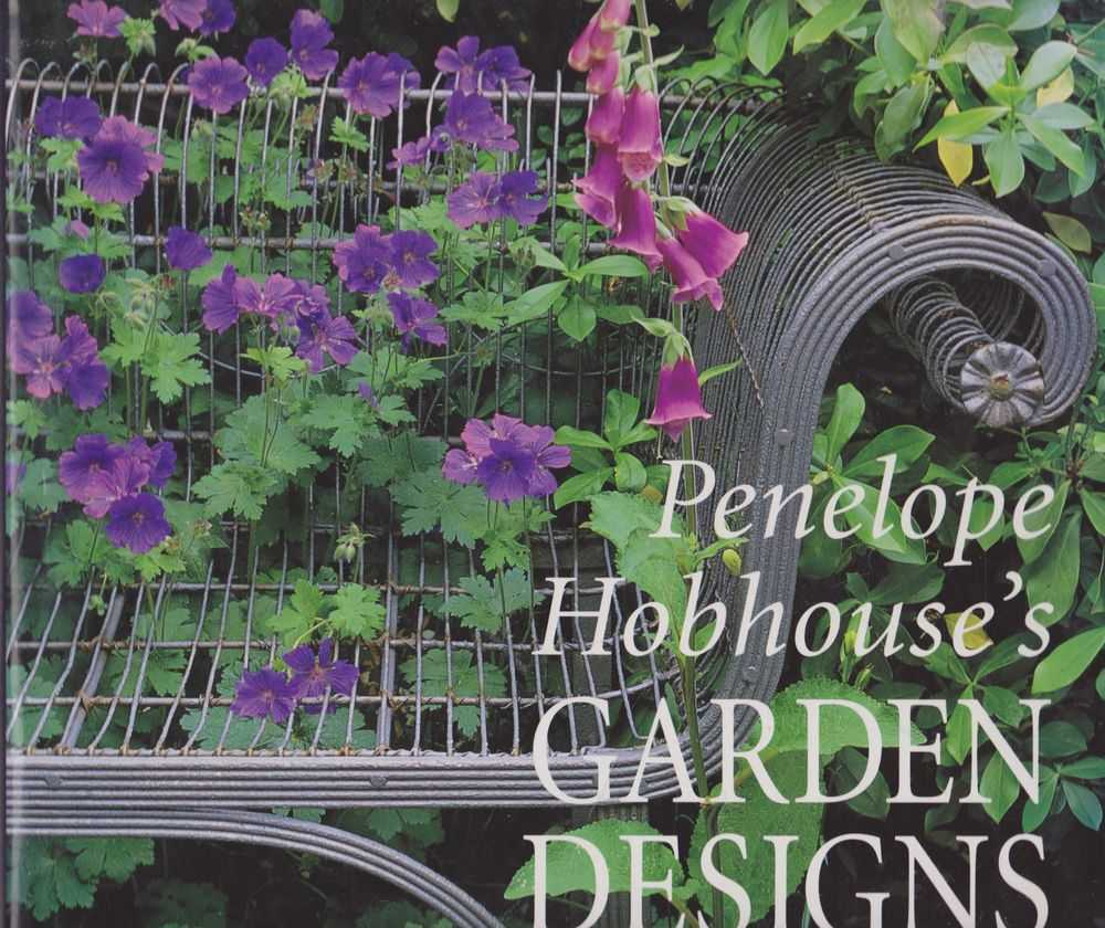 Image for Penelope Hobhouse's Garden Designs