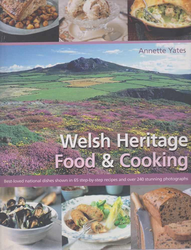 Image for Welsh Heritage Food & Cooking