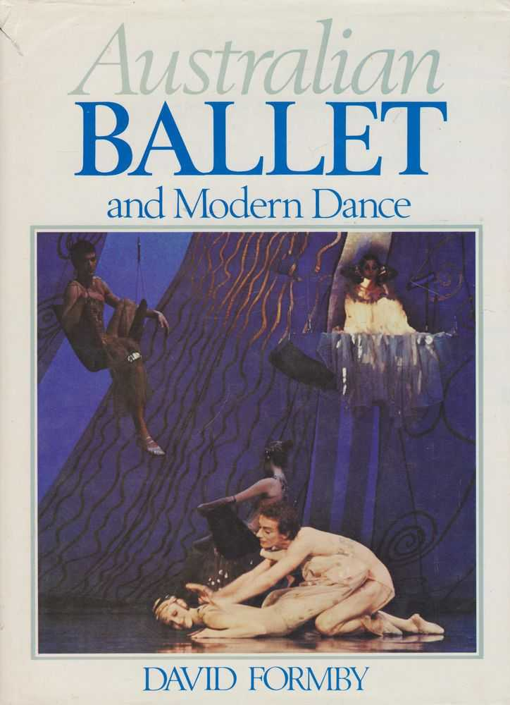 Image for Australian Ballet and Modern Dance