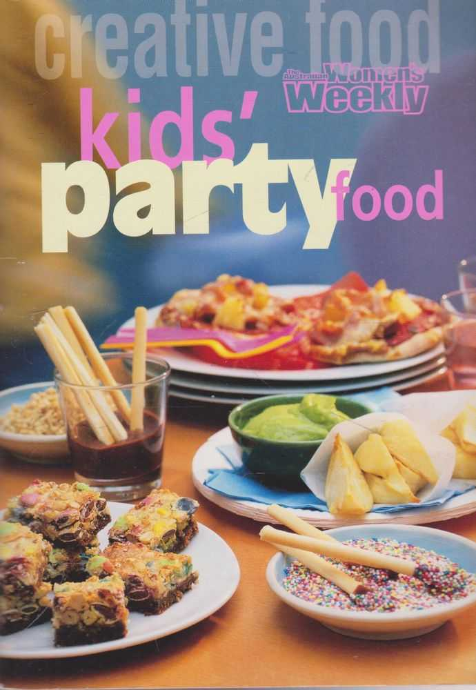 Image for Kid's Party Food