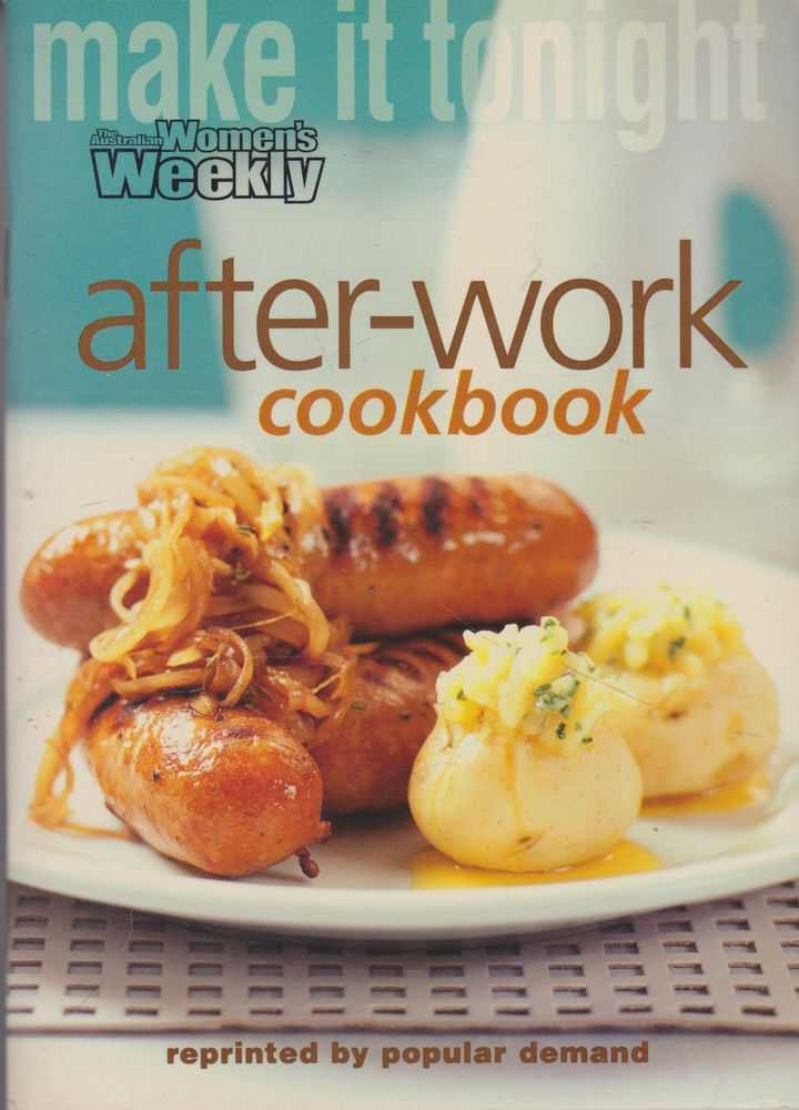 Image for After-Work Coobook