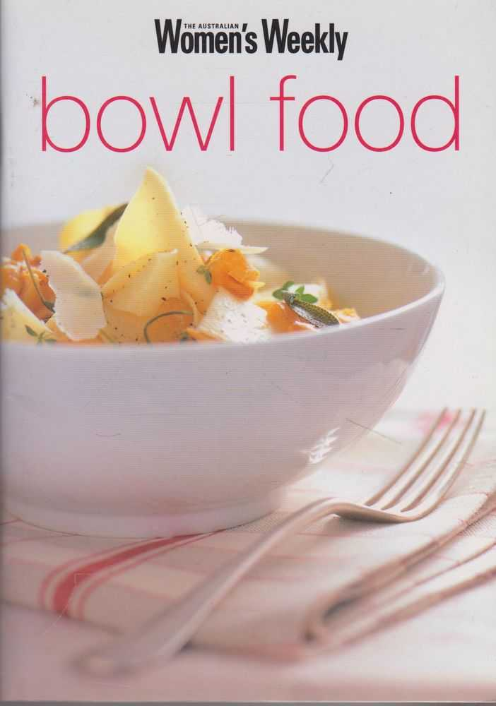 Image for Bowl Food
