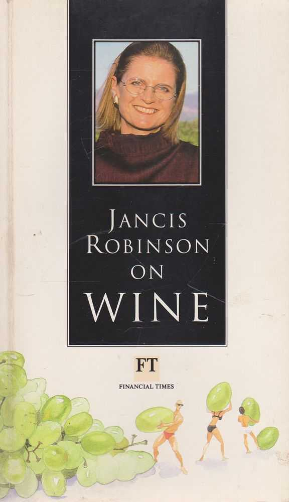 Image for Janice Robinson on Wine