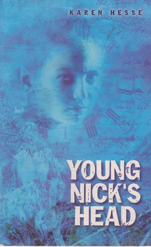Image for Young Nick's head