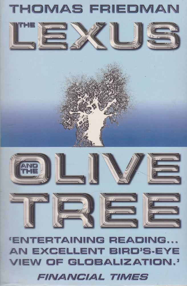 Image for The Lexus and The Olive Tree