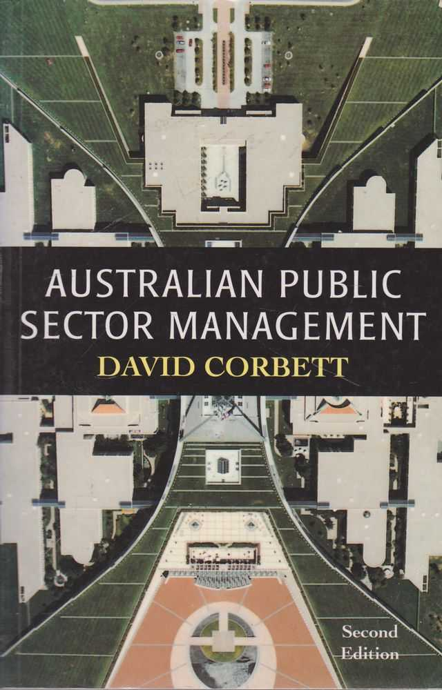 Image for Australian Public Sector Management